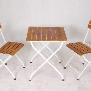 میز و صندلی تاشو
